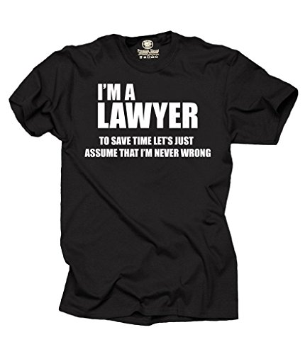 Lawyer T shirt Attorney Tee Shirt