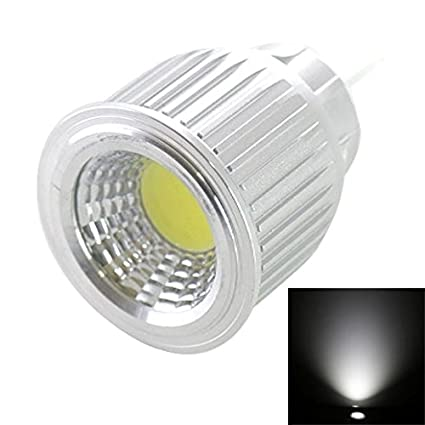 Luces Bombillas, Bombillas Led, MR16 9W 880LM luz blanca de LED COB Spotlight,