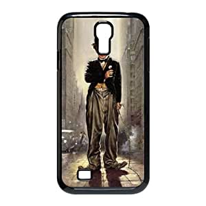 YUAHS(TM) Customized Hard Back Phone Case for SamSung Galaxy S4 I9500 with Charlie Chaplin YAS396192
