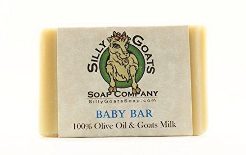 Handmade Goats Milk, 'Baby Bar' Soap