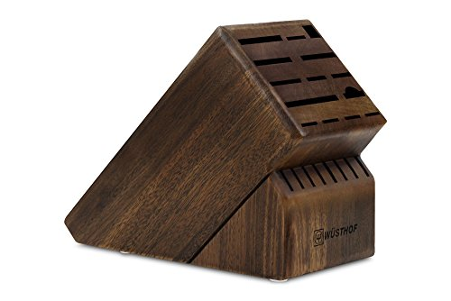 Wusthof 22-Slot Walnut Block