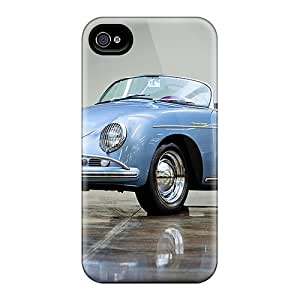 Iphone 4/4s Hard Back With Bumper Cases Covers 1958 Porsche 356 1600 Speedster