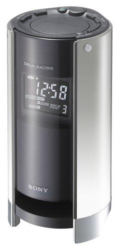 Sony Clock - Radio (Reloj, Digital, FM,LW, 87,5
