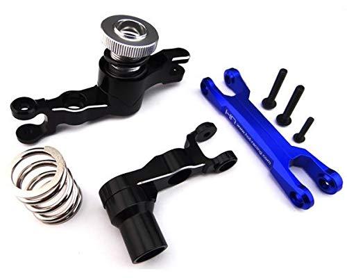 Hot Racing XMX48M06 Aluminum Bearing Saver Bellcrank Steering - ()