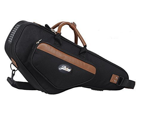 Saxophone Bag, Aibay Bb Tenor Saxophone case 1200D Oxford Cloth Bag Saxophone Case Bag (Protect Sax Case Tenor)