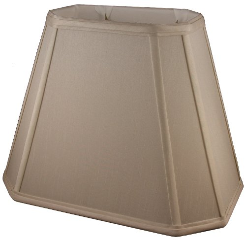 American Pride Lampshade Co. 74-78093210 Rectangle Soft Tail