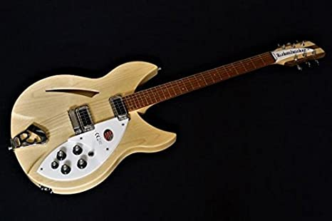 Rickenbacker 330 Mapleglo - Guitarra: Amazon.es: Instrumentos ...