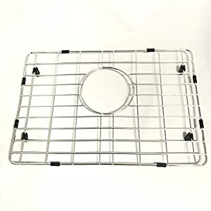 Starstar Kitchen Sink Bottom Grid, Stainless Steel, 16 x 12