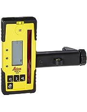 Leica Geosystems RE 160 Digital Rugby Rod Eye 160 Digital Rotary Laser Receiver, Yellow
