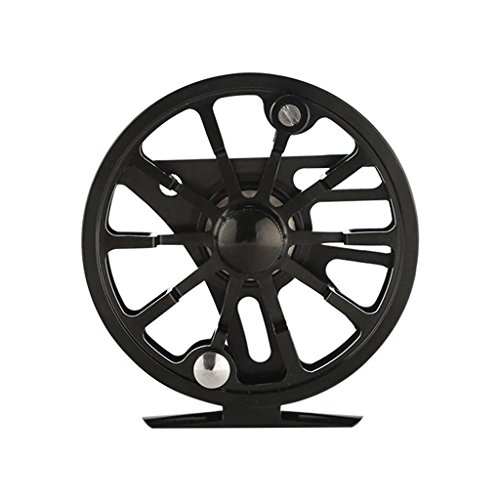 Cheap BLISSWILL Fly Fishing Reel with CNC-machined Aluminum Alloy Body