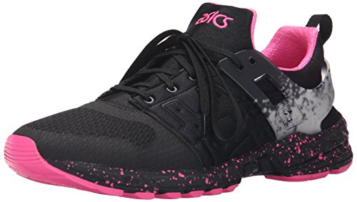 DS GT ASICS Knock Shoe Out Black Pink Running Retro 1vTTqwz7