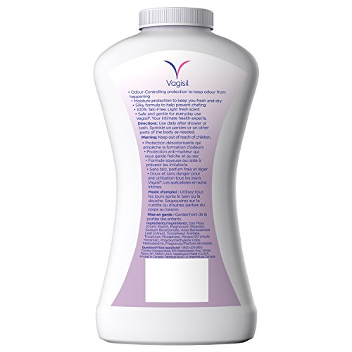 Vagisil Deodorant Powder 8 oz