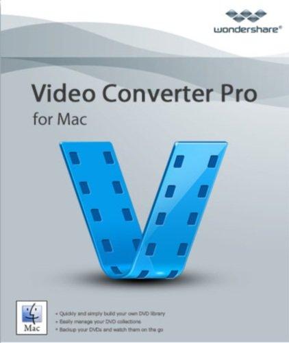 Wondershare Video Converter Pro for Mac (Any Video Converter Pro)