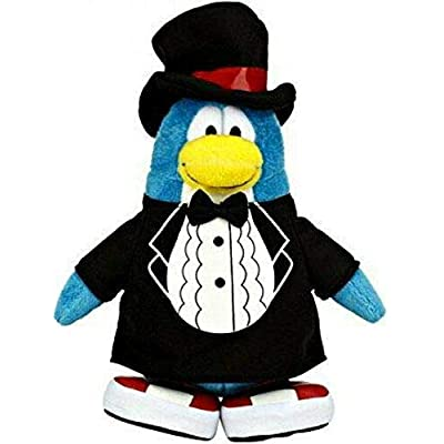 Disney Club Penguin Classy T-Shirt Plush: Toys & Games