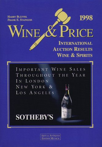 Wine & Price by Harry Blattel