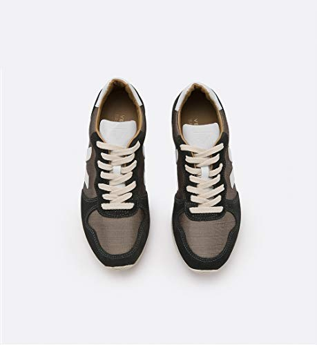 Holiday Veja Silk leather Bronze Bastille White graphite ggBqw576rn