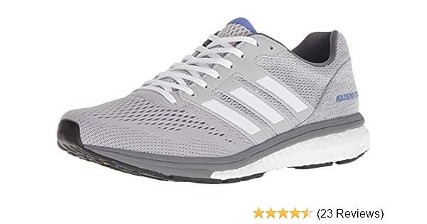 pretty nice 264a4 bfd90 Amazon.com  adidas Womens Adizero Boston 7 Running Shoe  Roa