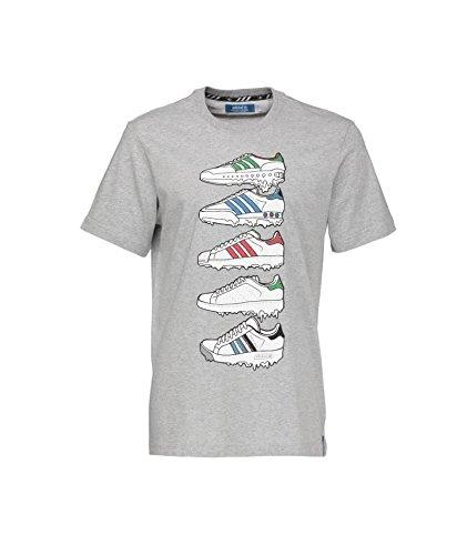 adidas Originals camiseta para hombre M - 180 cm: Amazon.es: Alimentación y bebidas