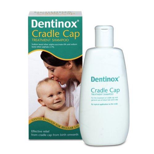 Dentinox Cradle Cap Shampooing pour bébés 125ml