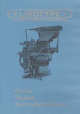 Amazon Com Linotype The Film In Search Of The Eighth Wonder Of The World Movies Tv