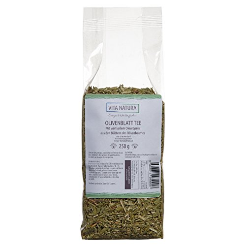 Olivenblatt Tee 250g (Olivenblätter geschnitten)