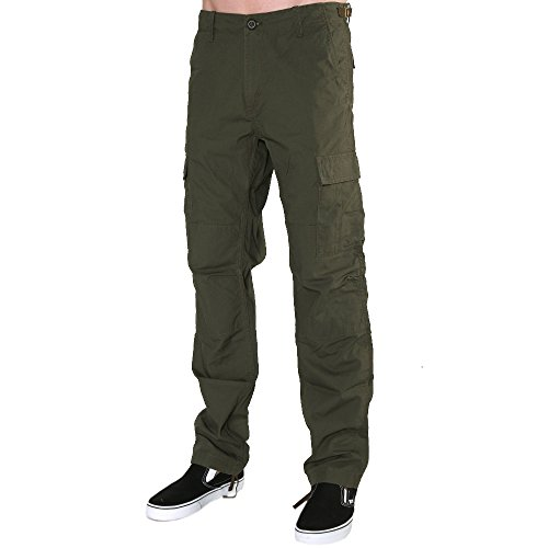 Carhartt Cypress Cargo 32 34 Aviation Wip Pant Rinsed Rfq7Rxr