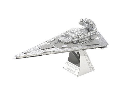 Fascinations Metal Earth Star Wars Imperial Star Destroyer Metal Mod by Fascinations