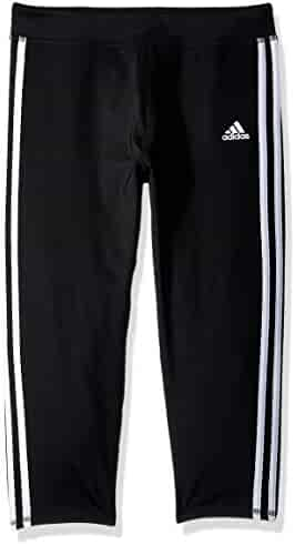 adidas Big Girls' replenishment Capri Tight