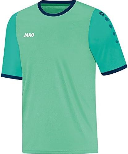 Jako Trikot Leeds KA Herren blau//navy//neongelb Fußballtrikot Fußball Sport Shirt