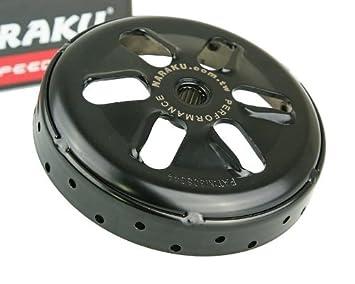 Campana embrague Naraku - nk0900.56 - R de vent 107 mm para Piaggio, Peugeot, Kymco, Sym, Gy6: Amazon.es: Coche y moto