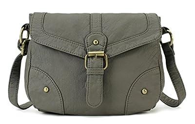 Scarleton Mini Soft Washed Casual Crossbody Bag H1874
