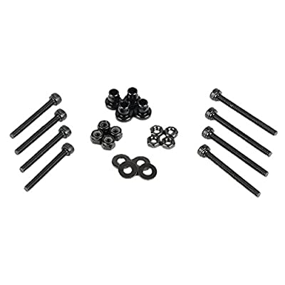 ProLine 606305 Powerstroke SC Universal Shock Mounting Hardware Kit: Toys & Games