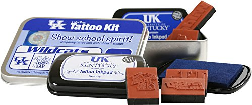 CLEARSNAP ColorBox Tattoo Ink Kits, University of Kentucky