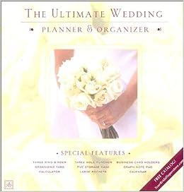 The Ultimate Wedding Planner Organizer Elizabeth Lluch