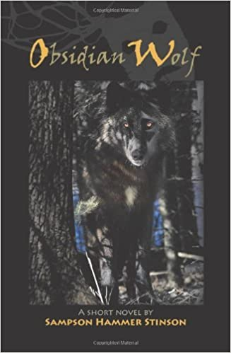 Book Obsidian Wolf by Sampson Hammer Stinson (2012-10-19)