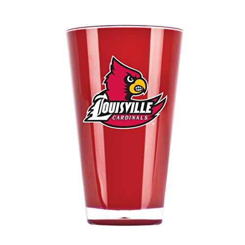 NCAA Louisville Cardinals 20oz Insulated Acrylic Tumbler
