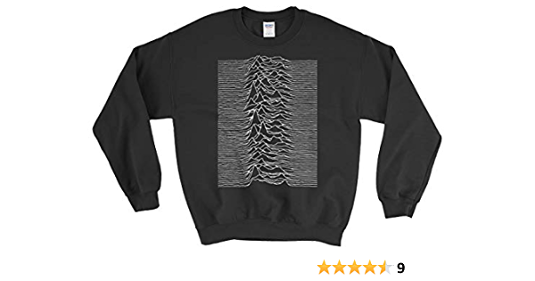 Joy Division Unknown plaisirs Anglais rock band Unisexe Pull Sweat