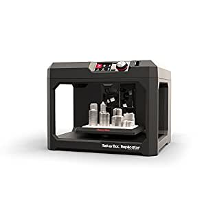 MakerBot Replicator Desktop 3D Printer, 5th Generation, Firmware Version 1.7+