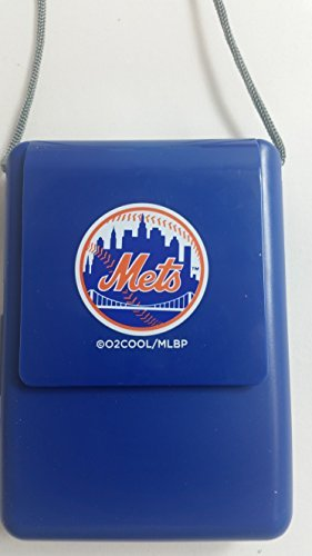 O2-Cool MLB Necklace Fan, New York