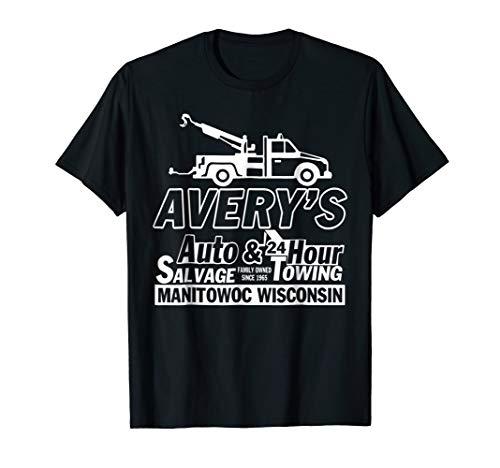 (Averys Auto Manitowoc Wisconsin T Shirt Salvage &)
