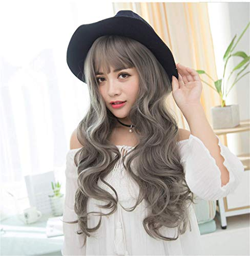 Costume Props Costumes & Accessories Bright Game Ow Cosplay Wig D Va Cosplay Wig Beautiful Brown Hair Synthetic Wig Anime Cartoon Cosplay Hair Fashion Girls Woman Long Wig To Be Distributed All Over The World