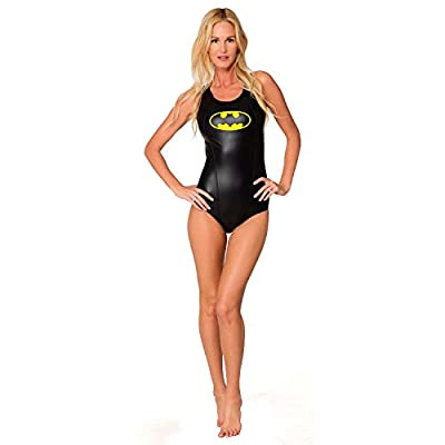 Batman Racerback One Piece Swimsuit