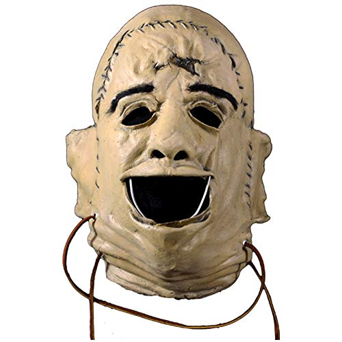 Loftus International Texas Chainsaw Massacre Leatherface Face Mask Beige One-Size Novelty Item ()