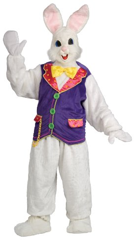 Rubie's Easter Bunny Outfit Holiday Theme Party Adult Fancy Dress Funny Costume, OS
