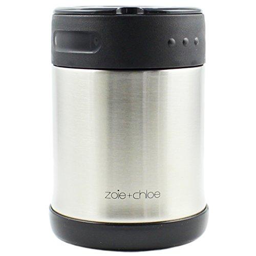 Zoie + Chloe Vacuum Insulated Stainless Steel Food Jar 12oz / 350ml