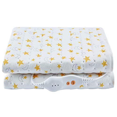 SRTLT Electric Blanket Single Bed, Washable Single Person Single Control 3...