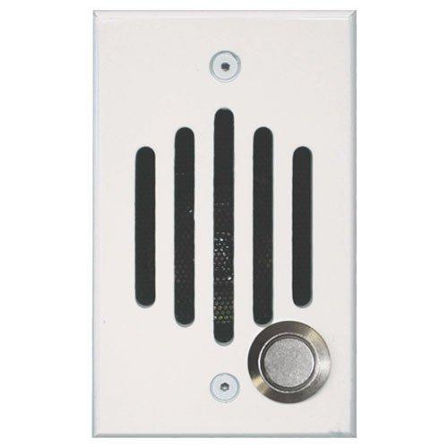 Channel Vision IU-0212 Intercom Unit-White (Channel Vision Intercom)