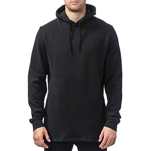 Globe Mens Hoodie (Globe Mens Dion Layback Hoody Pullover Sweatshirt X-Large Vintage Black)