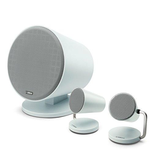 YAMAHA NX-B150 (AL) Bluetooth speaker system 2.1ch / built-in amplifier / stereo mini input corresponding light blue