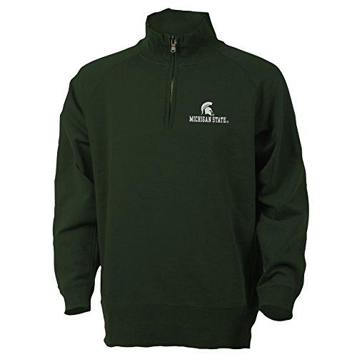 University Benchmark 1/4 Zip, Large, Athletic Hunter ()